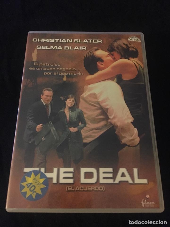 ( V19 ) THE DEAL - SELMA BLAIR ( DVD PROCEDENTE VIDEOCLUB ) (Cine - Películas - DVD)