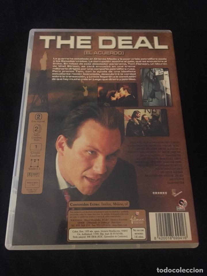 Cine: ( V19 ) THE DEAL - SELMA BLAIR ( dvd procedente Videoclub ) - Foto 2 - 127961503