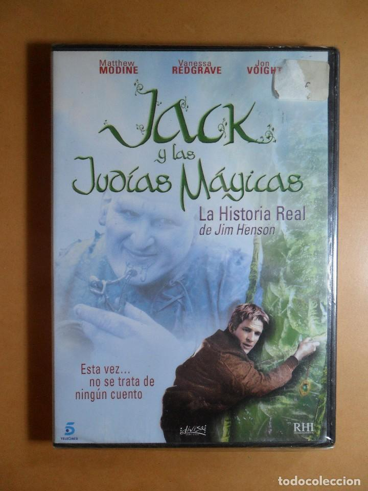 Dvd Jack Y Las Judias Magicas Matthew Modin Sold Through Direct Sale 128247147