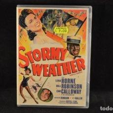 Cinema: STORMY WEATHER (TIEMPO DE TORMENTA) - DVD. Lote 128272947