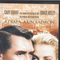 Cine: ALFRED HITCHCOCK: ATRAPA A UN LADRÓN. CARY GRANT, GRACE KELLY. Lote 128291615