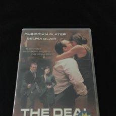 Cine: ( V25 ) THE DEAL - SELMA BLAIR ( DVD PROCEDENTE VIDEOCLUB ). Lote 128305288