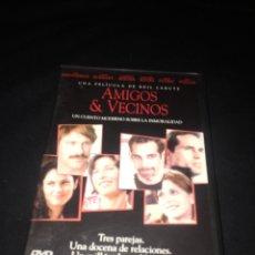 Cine: ( S29 ) AMIGOS VECINOS - BEN STILLER ( DVD SEGUNDA MANO ). Lote 128381358