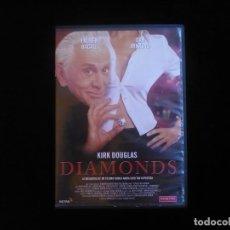 Cine: DIAMONDS KIRK DOUGLAS - DVD COMO NUEVO. Lote 128532895