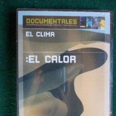 Cine: DOCUMENTALES EL CLIMA EL CALOR. Lote 128533071