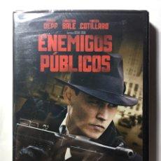 Cine: ENEMIGOS PÚBLICOS,(NUEVA PRECINTADA). Lote 128668642