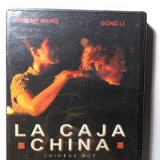 Cine: LA CAJA CHINA,( UN FILM DE WAYNE WANG). Lote 128668770