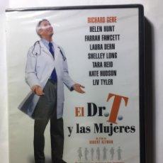 Cine: EL DR.T. Y LAS MUJERES.( UN FILM DE ROBERT ALTMAN),(NUEVA PRECINTADA).. Lote 128669155