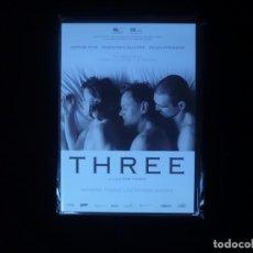 Cine: THREE - DVD NUEVO PRECINTADO. Lote 128675163