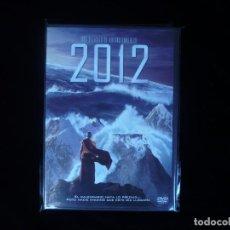 Cine: 2012 - DVD NUEVO PRECINTADO. Lote 128675211