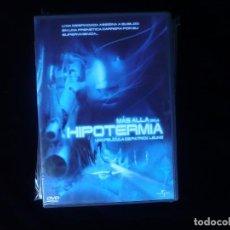 Cine: MAS ALLA DE LA HIPOTERMIA - DVD COMO NUEVO . Lote 128675263