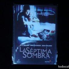 Cine: LA SEPTIMA SOMBRA - DVD NUEVO PRECINTADO. Lote 128675287