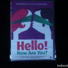 Cine: HELLO HOW ARE YOU - DVD NUEVO PRECINTADO. Lote 128675307