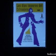 Cine: LOS DIAS IMPUROS DEL EXTRANJERO - DVD COMO NUEVO . Lote 128675335