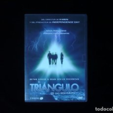 Cine: EL TRIANGULO DE LAS BERMUDAS - DVD COMO NUEVO . Lote 128675407