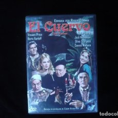 Cine: EL CUERVO - DVD COMO NUEVO . Lote 128675439