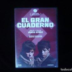 Cine: EL GRAN CUADERNO - DVD COMO NUEVO . Lote 128675463