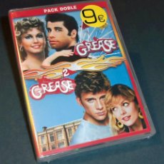 Cine: PACK 2 DVD: GREASE + GREASE 2. Lote 128857879