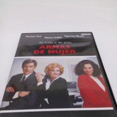 Cine: PELÍCULA DVD ARMAS DE MUJER. Lote 128878823