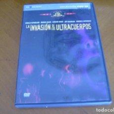 Cine: LA INVASION DE LOS ULTRACUERPOS ( DVD ) DONALD SUTHERLAND . Lote 128887851
