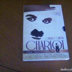 Cine: CHARLOT GRAN COLECCION ( 3 DVD ) EX. Lote 128889283