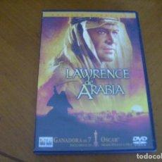 Cine: LAWRENCE DE ARABIA ( DVD 2 DISCOS ) . Lote 128927807