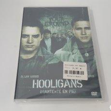 Cine: (A-4) HOOLIGANS - ELIJAH WOOD ( DVD PRECINTADO). Lote 144727744