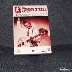 Cine: COLECCION DVD TOMMY STEELE....4 DVD..... Lote 129195963