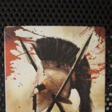 Cine: DVD - 300 - STEELBOOK - EDICION LIMITADA - 2 DVD CAJA METALICA - DESCATALOGADA. Lote 129224170