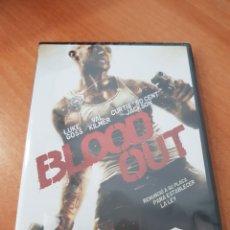 Cine: ( TEMA ) BLOOD OUT - LUKE GOSS - DVD NUEVO PRECINTADO. Lote 129290920