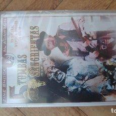 Cine: DVD 5 TUMBAS SANGRIENTAS. Lote 129296335