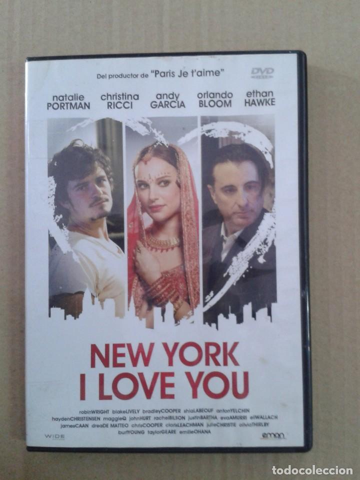 New York I Love You Comprar Peliculas En Dvd En Todocoleccion
