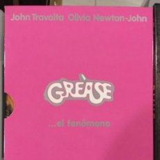 Cine: GREASE EL FENOMENO. Lote 129363711