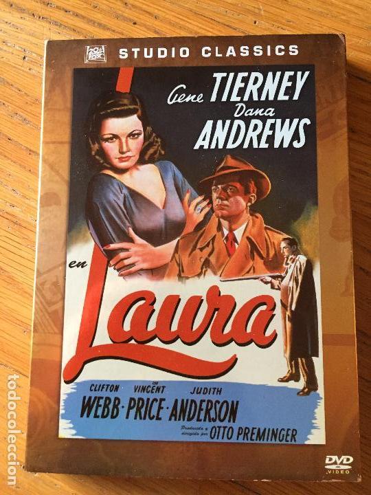 LAURA, GENE TIERNEY ,DANA ANDREWS (Cine - Películas - DVD)