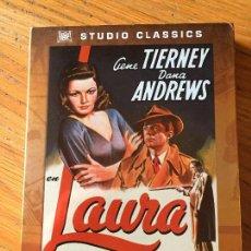Cine: LAURA, GENE TIERNEY ,DANA ANDREWS. Lote 129462303