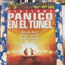 Cine: PANICO EN EL TUNEL (NUEVA Y PRECINTADA). Lote 129477419