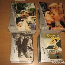 Cine - COLECCION CINE GRANDES DIRECTORES 26 LIBROS Y DVD EL PAIS COMPLETA - 129528475