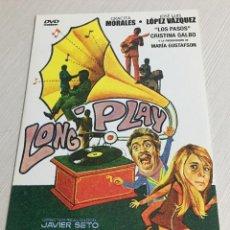 Cine: LONG PLAY, GRACITA MORALES, JOSE LUIS LOPEZ VAZQUEZ. Lote 129665527