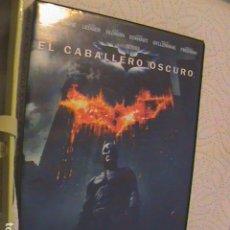 Cine: DVD EL CABALLERO OSCURO, BATMAN. Lote 129752195