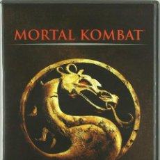 Cine: MORTAL KOMBAT [DVD]. Lote 129966947