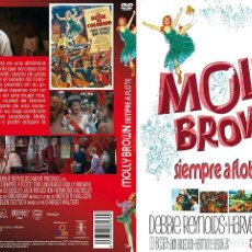 Cine: MOLLY BROWN SIEMPRE A FLOTE (THE UNSINKABLE MOLLY BROWN) (1964) (IMPORT). Lote 129978315