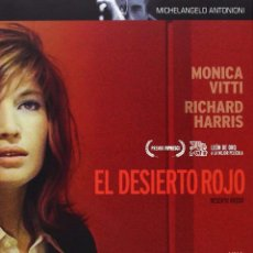Cine: EL DESIERTO ROJO [DVD]. Lote 129979199