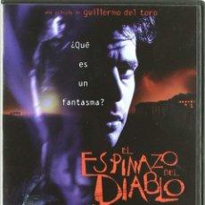 Cine: EL ESPINAZO DEL DIABLO [DVD]. Lote 129979431