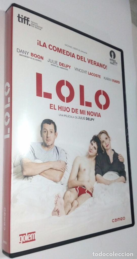 LOLO EL HIJO DE MI NOVIA (Cine - Películas - DVD)