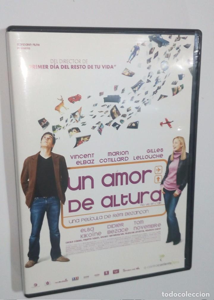 UN AMOR DE ALTURA (Cine - Películas - DVD)