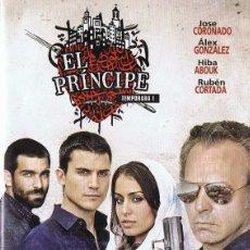 Cine: EL PRÍNCIPE TEMPORADA 1 JOSÉ CORONADO ( 5 DVD). Lote 130113719