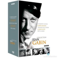 Cine - Pack Jean gabin (5 dvds) - 130138999