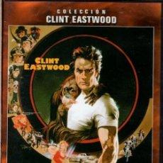 Cine: DURO DE PELAR DVD (CLINT EASTWOOD)... ESTE POLICIA NO SE ANDA CON TONTERÍAS FRENTE A LOS MALOS.. Lote 130171027