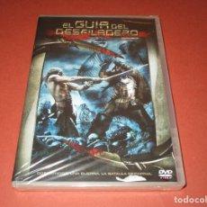 Cine: EL GUIA DEL DESFILADERO ( PATHFINDER ) - DVD - PRECINTADA - DOS MUNDOS UNA GUERRA LA BATALLA .... Lote 130185123