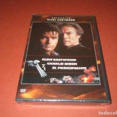 Cine: EL PRINCIPIANTE - DVD - EDICION Z4 27531 - WARNER BROS - PRECINTADA - COLECCION CLINT EASTWOOD. Lote 130188791